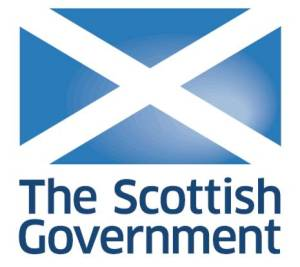 Scottish Government Logo - LEADER